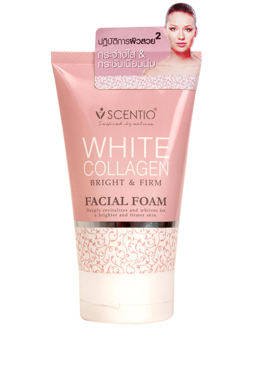 Scentio White Collagen Oil Contral Facial Foam 100 g