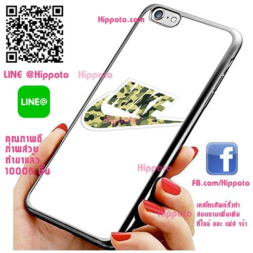 เคส ไอโฟน 6 / เคส ไอโฟน 6s ลาย NIKE คาโม เคสสวย เคสโทรศัพท์ #1260