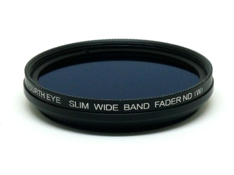 FOURTH EYE Variable Adjustable Fader ND ND2-ND400 Filter หลายขนาด