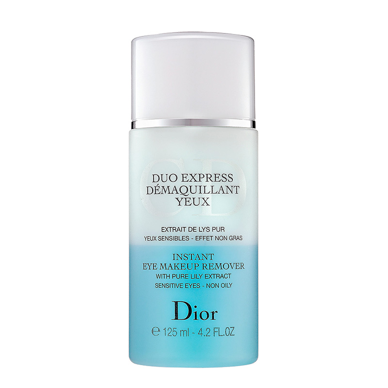 *TESTER* (ขนาดสินค้าจริง) Dior Duo Express Instant Eye Makeup Remover 125ml
