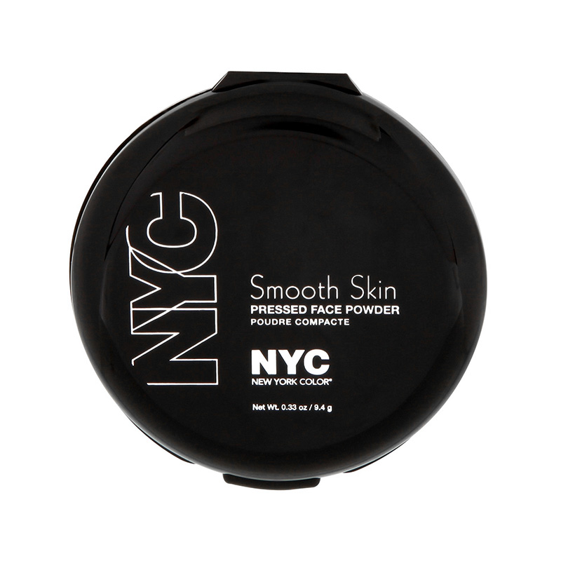 NYC Smooth Skin Pressed Face Powder 9.4g #702A Naturally Beige
