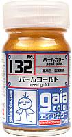 gaia 132 Pearl Gold 15ml.