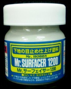 sf-286 MR.surfacer 1200 (bottom) 40 ml.