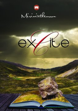 Excite (ปกอ่อน) โดย ศรีสุรางค์-ton-palm-นันท์นภัส - mirininthemoon *ใหม่/มือหนึ่ง แถมปก