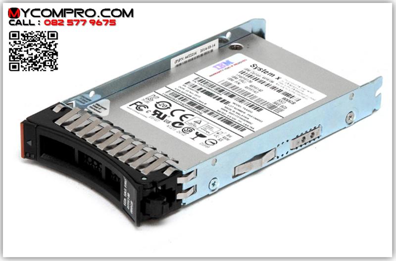"""00AJ382 00AJ380 [ขาย จำหน่าย ราคา] IBM 240GB SATA 2.5"""" MLC SS Ent SSD"""