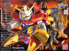(เหลือ 1 ชิ้น รอเมล์ฉบับที่2 ยืนยัน ก่อนโอน) BB245 DEVIL GUNDAM (Gundam Model Kits)