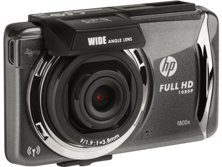 HP Car Camcorder f800x
