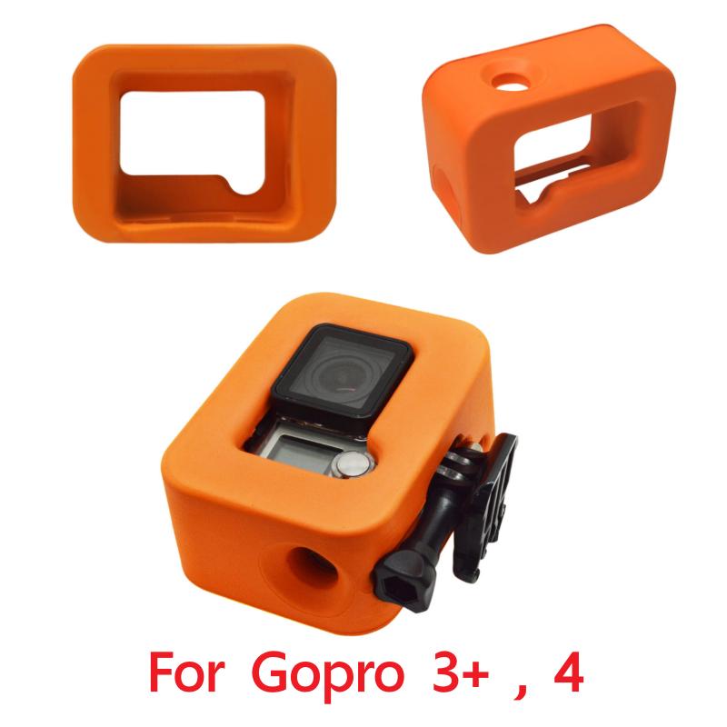 GoPro hero4/3+ เคสลอยน้ำ