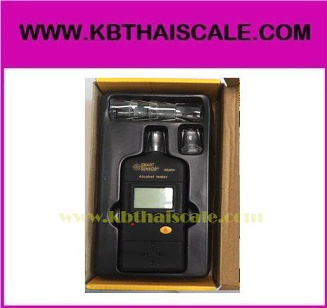 เครื่องตรวจแอลกอฮอล์ เครื่องเป่าแอลกอฮอล์ เครื่องวัดแอลกอฮอล์ รุ่น AR2000 อ่านค่าตั้งแต่ 0 – 200mg% /0.000-0.199% BAC