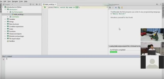 Raspberry Pi Online คาบที่ 1 เรื่อง ลงระบบปฏิบัติการให้ Raspberry Pi&Terminal ตอน 3/5