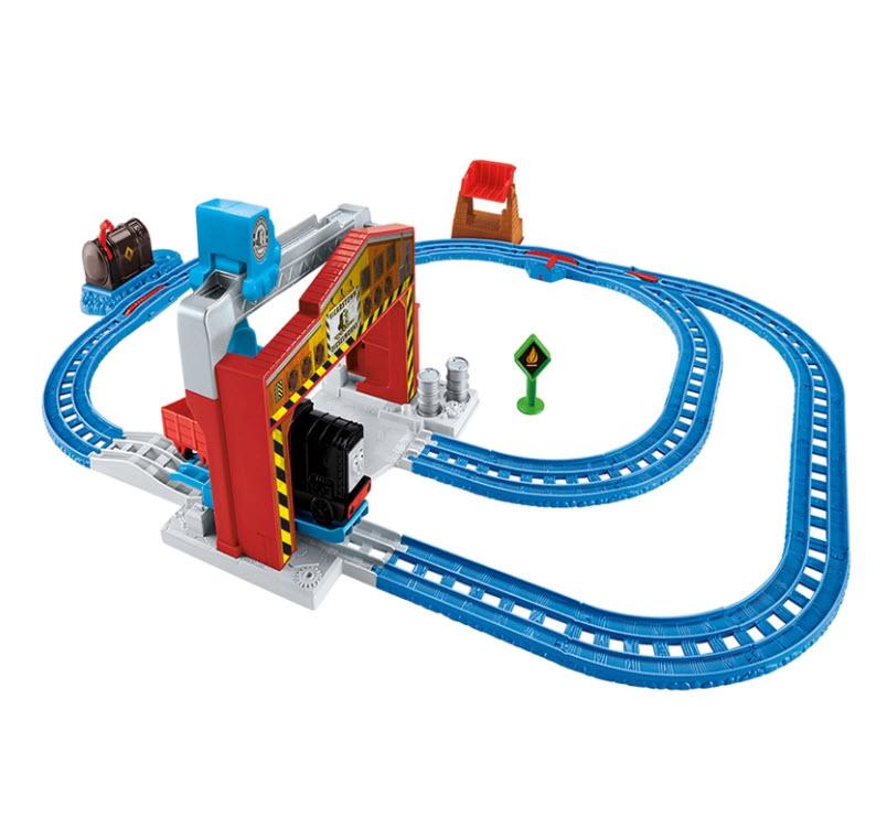 Thomas&Friends ชุดแทรกเซ็ต Ferrovia Carregamento do Diesel รุ่นCDV10