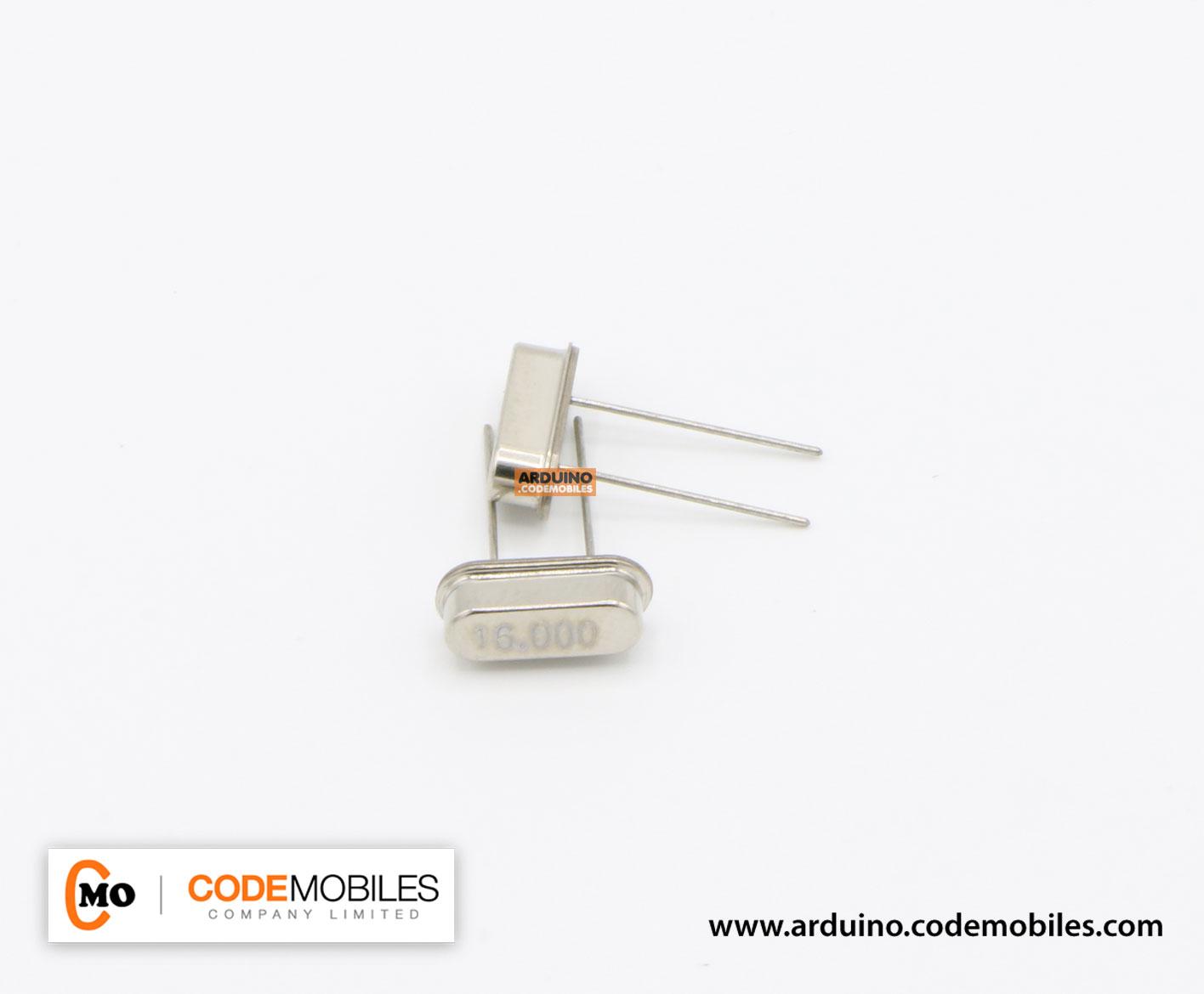 16MHZ Crystal Oscillator HC-49S