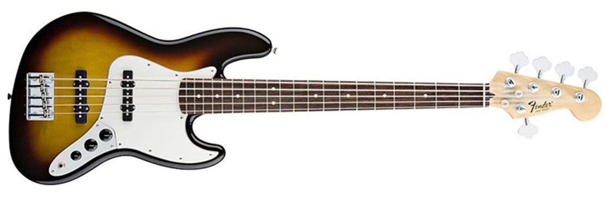 Fender Standard Jazz Bass V 5 Strings