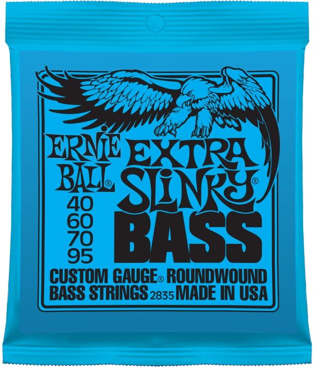 Ernie Ball EXTRA SLINKY 040/095