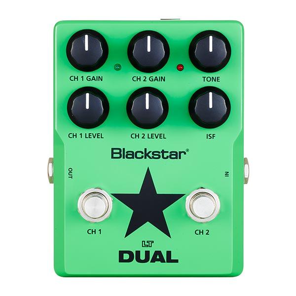 Blackstar LT-DUAL Dual Channel Distortion Pedal