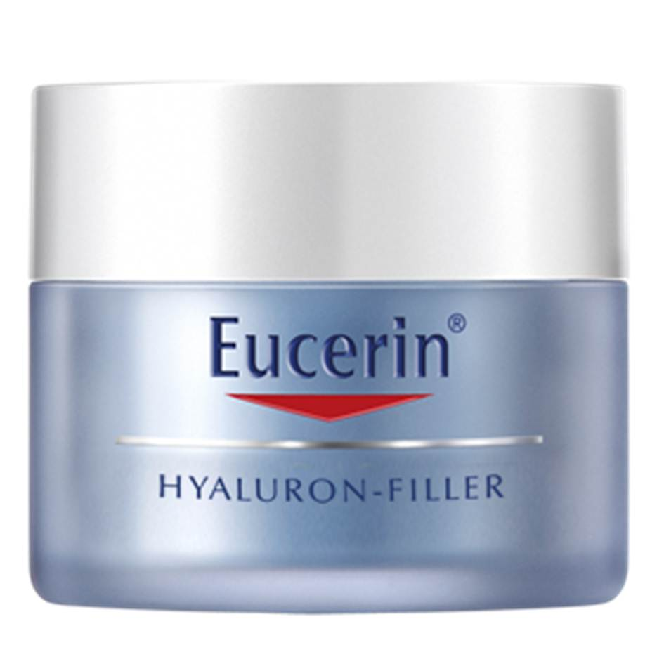 *Eucerin HYALURON Night 50ml ยูเซอริน ไฮยาลูรอนฟิลเลอร์ 3D ฟิลเลอร์ ไนท์ ครีม