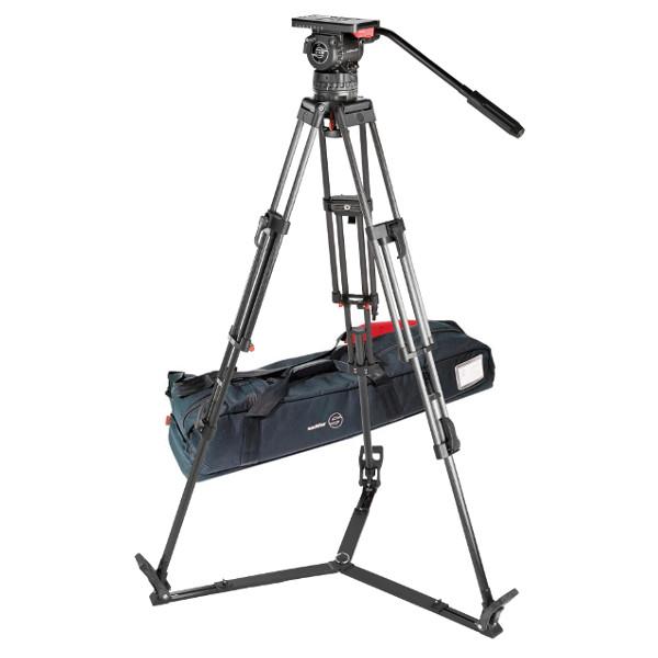 ขาตั้งกล้องวีดีโอ Sachtler DV12SB ENG 2CF (System) ราคาพิเศษ