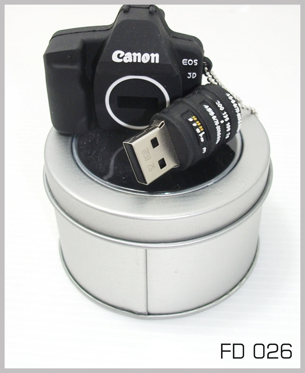 Flash Drive รูปกล้อง Canon