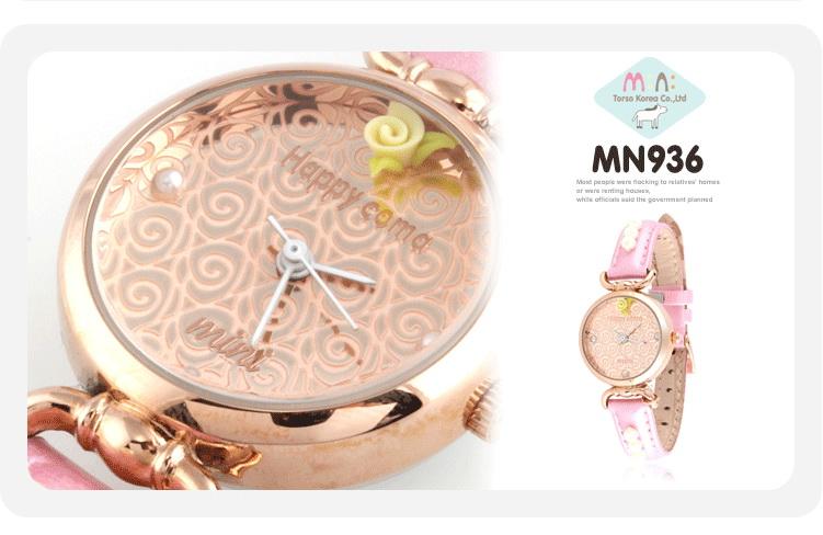 Pre-order: Rose & Pearl Mini watch