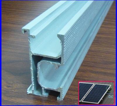 solar Alu Standard Rail 4.2m รางยึดแผงโซล่าเซลล์ อุปกรณ์ติดตั้งแผงโซล่าเซลล์มาตรฐานสากล ผลิตจากอลูมิเนียมอัลลอยคุณภาพดี รางยาว 4.20เมตร จำนวน1เส้น