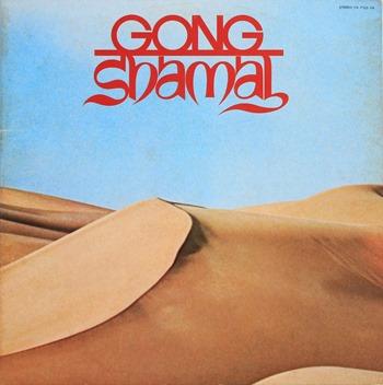 Gong - Shamal 1976
