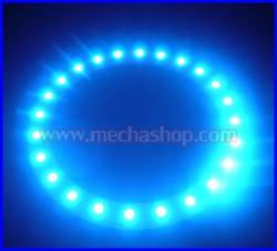 LFC015 ไฟวงแหวน Car Angel Eye LED Light Ring Headlight 80mm ยี่ห้อ OEM รุ่น 80mm