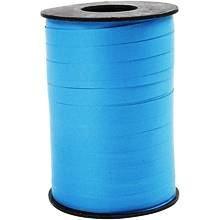 ริบบิ้นม้วนใหญ่ สีฟ้ากลาง สำหรับผูกลูกโป่ง ยาว 350 เมตร - Mid-Blue Curling Ribbon
