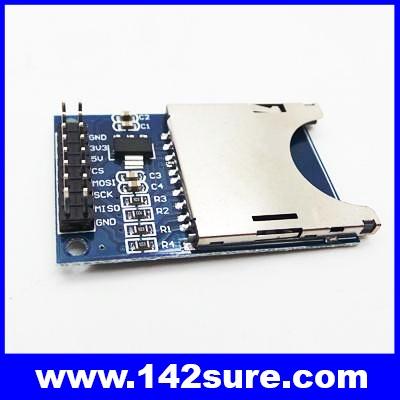 MEM003: SD Card Module Slot Socket Reader For Arduino ARM MCU NEW N1