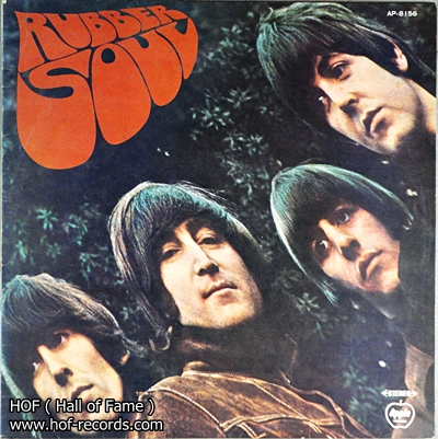 The Beatles - Rubber Soul 1 LP