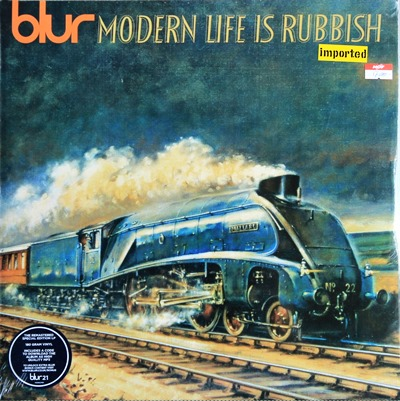 Blur - Modren Life Is Rubbish 2Lp N.