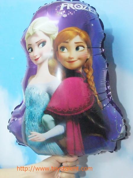 ลูกโป่งฟลอย์การ์ตูน เจ้าหญิงโฟรสเซนต์ เอลซ่า แอนนา - Frozen Princess Foil Balloon / Item No. TL-A115