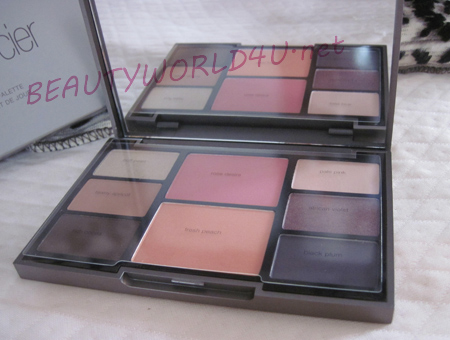 Laura Mercier eye & cheek palette Limited Edition