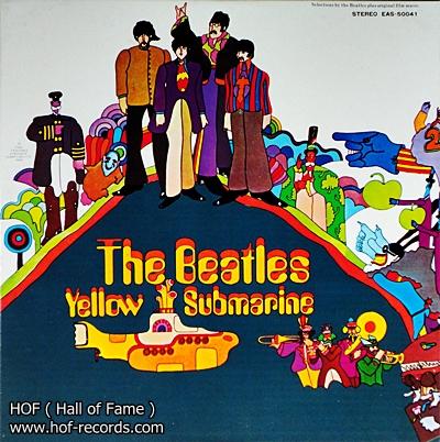 The Beatles - Yellow Submarine 1 LP