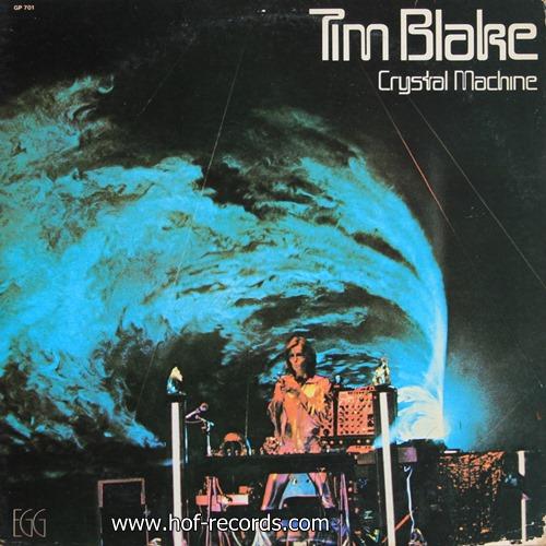 Tim Blake - Crystal Machine 1977