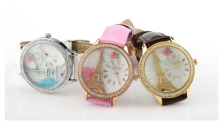 Pre-order: Eiffel tower Mini watch