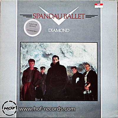 Spandau Ballet - Diamond 1 Lp