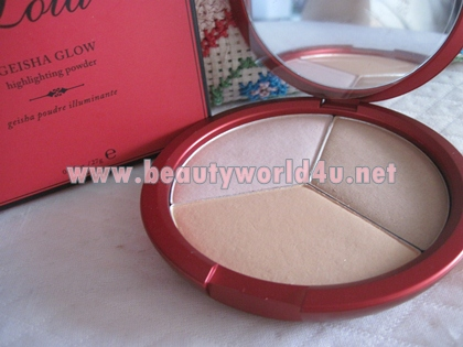 Lola geisha glow hilighting powder (ลดพิเศษ 45%)