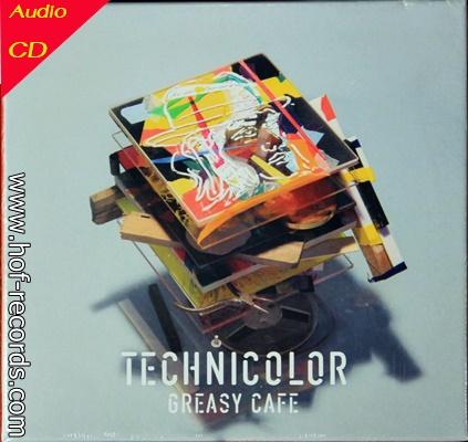 CD Greasy cafe - Technicolor