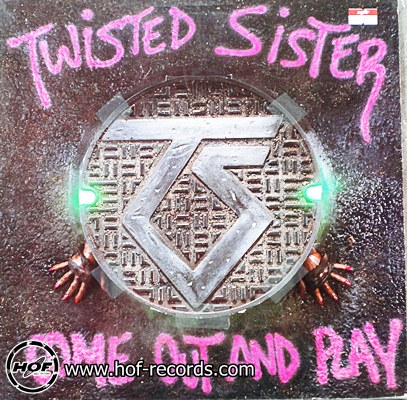 Twister Sister - Come out and play 1 LP