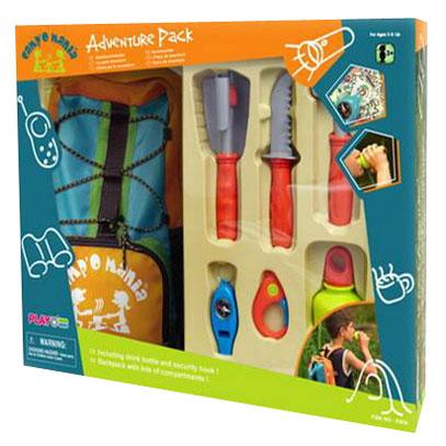 ของเล่นเด็ก ของเล่นเสริมพัฒนาการ กระเป๋าเป้พร้อมอุปกรณ์ไปแคมป์ ชุด2