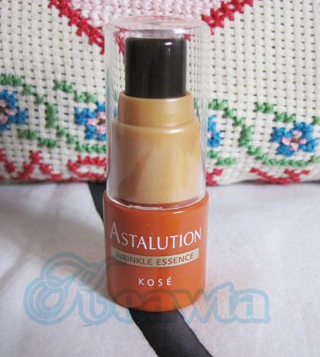 ขายส่ง Kose Astalution Wrinkle essence 15 ml. ( 1/2 ของขนาดจริง ) X 5 ขวด