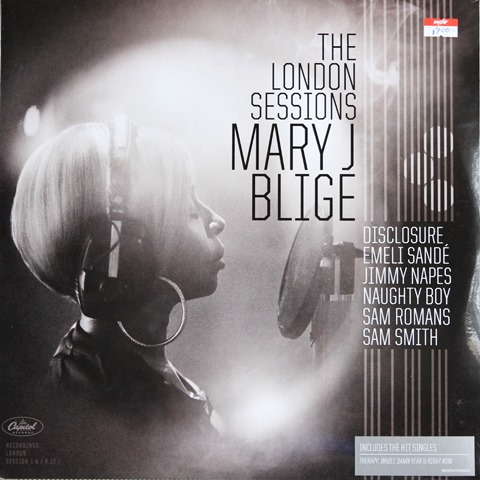 Mary J Blige - The London Sessions 2lp N.