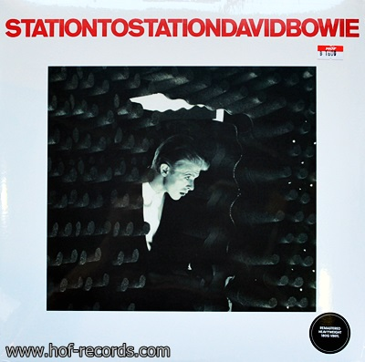 David Bowie - Station To Station 1Lp N.
