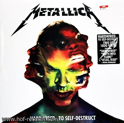 Metallica - Hardwired...To Self-Destruct 2Lp N.