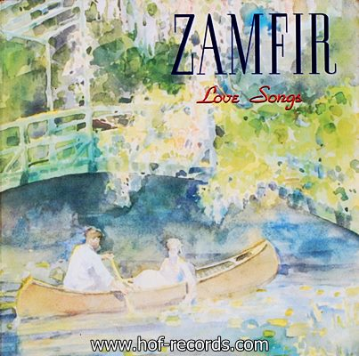 Zamfir - Love Song 1991 1lp