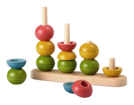 ของเล่นไม้ ของเล่นเด็ก ของเล่นเสริมพัฒนาการ Sort N Count แท่งไม้เสริมทักษะ (ส่งฟรี)