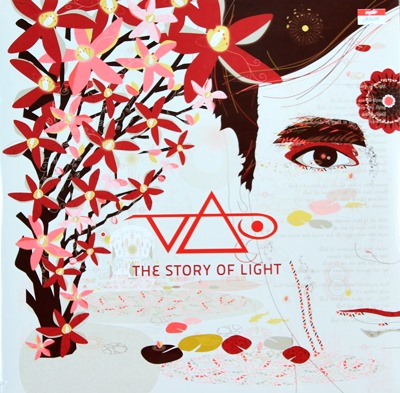 Steve Vai - The Story Of Light 2Lp N.