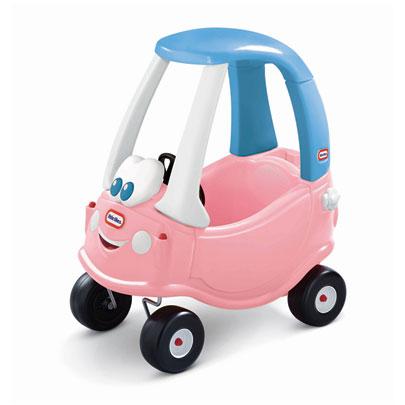 รถเด็ก little tikes Pricess Cozy Coupe LT614798   สินค้าหมด