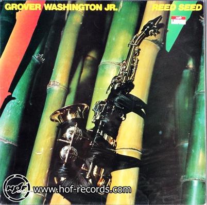 Grover Washington,jr - reed seed 1lp