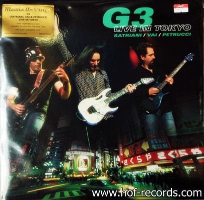 G3 - Live In Tokyo 3Lp N.